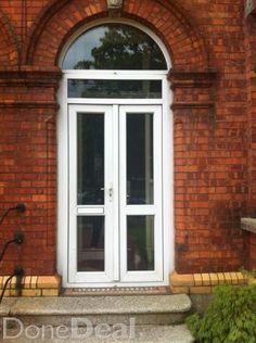 PVC Windows/doors - used