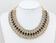 Collar Chunky Collar llamativo Gargantilla collar de por Necklace21