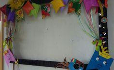 Moldura  p  foto/festa  junina