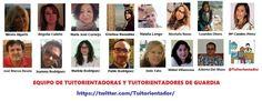 Equipo @Tuitorientador 2016-17