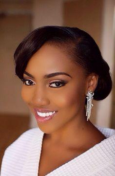 Black Women Wedding Hairstyles Black Women Weddings And