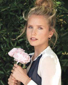 Sailor Brinkley Cook, daughter of Christie Brinkley