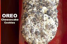 5. Oreo Cheesecake Cookies
