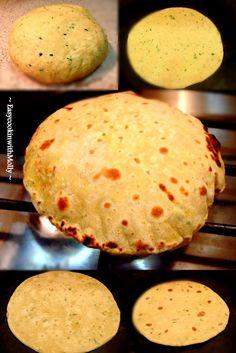 Ki Roti (Gram Flour Flatbread) Besan Ki Roti (GramFlour / Chickpea Flour Indian Bread) - It's delicious and healthy.Besan Ki Roti (GramFlour / Chickpea Flour Indian Bread) - It's delicious and healthy. Chapati, Indian Food Recipes, Vegan Recipes, Cooking Recipes, Vegan Roti Recipe, Gluten Free Recipes Indian, Gluten Free Roti Recipe, Healthy Indian Recipes Vegetarian, Pakistani Food Recipes