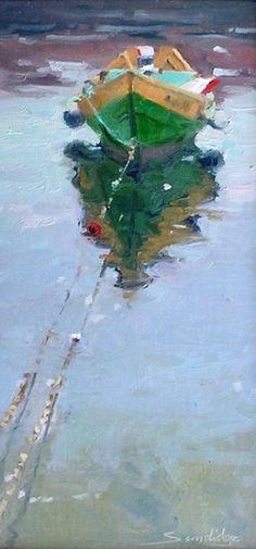 Tow the Line by Robert Sandidge