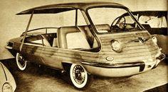18d1f2fbe265 1956 FIAT 600 MULTIPLA SPIAGGETTA - design by Giovanni Michelotti,  coachwork by Carrozzeria Alfredo Vignale
