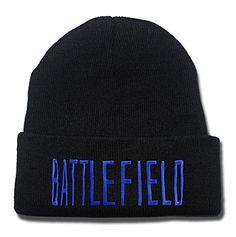 JRICK Battlefield Logo Beanie Fashion Unisex Embroidery Beanies Skullies Knitted Hats Skull Caps - Black/Blue - http://todays-shopping.xyz/2016/05/26/jrick-battlefield-logo-beanie-fashion-unisex-embroidery-beanies-skullies-knitted-hats-skull-caps-blackblue/
