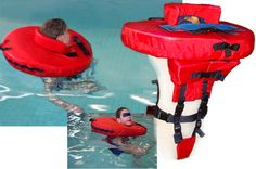 adapted+swim+flotation+devices | Life Jacket-Adapted Inc International | We care about people with ...