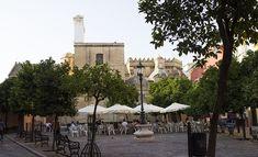 Plaza de San Andrés - Sevilla