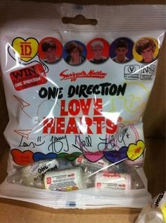 One Direction Candy