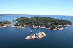 About Bragdøya - Bragdøya kystlag  Public Recreation Area, Island outside of Kristiansand