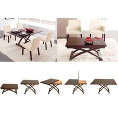 Coffee, dining room table