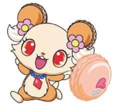 jewelpet characters - rocco