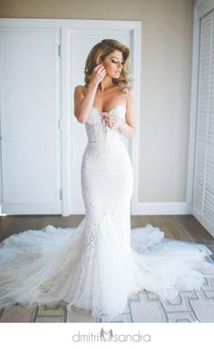 Maui Bride, Maui Wedding Dress, Four Seasons Maui Wedding, Dmitri and Sandra Photography Best Wedding Dresses, Bridal Dresses, Wedding Gowns, Bridesmaid Dresses, Wedding Ceremony, Fantasy Wedding, Mermaid Dresses, Up Girl, Dream Dress