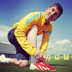 Lionel Messi mi novio ñ ñ