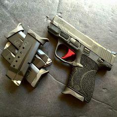 Beautiful Custom M&P Shield 9mm