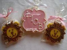 phi mu cookies - i must make Yummy Cookies, Cute Cookies, Yummy Treats, Sweet Treats, Phi Mu, Sorority Life, Cookie Ideas, Baking Recipes, Foodies