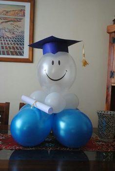 Graduacion | Centros de mesa | Pinterest