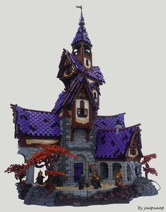 LEGO Braewood Castle – The Brick Show