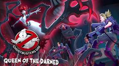 #9 Ghostbusters 2016 - Video Game - The Queen Charlotte - Queen Of The D...