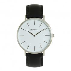 Clean lines, classic colors, an elegant style – that's what the Classic Cadro describes. Daniel Wellington, Hair Styles, Womens Fashion, Accessories, Design, Fashion Hairstyles, Elegant Styles, Bracelet Watch, Classic
