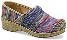 Jute Pro Multi Artisan Weave--Now that I have one pair of Danskos I'm obsessed...with THESE.