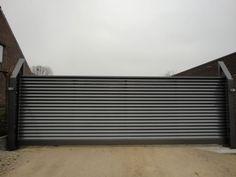 Metalen poorten: klassieke of moderne poorten