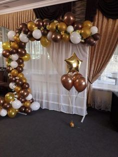 Nouvel An 15 Ambiances Festives Pour Sinspirer Graduation Balloons Decorations