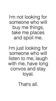 Im looking for a partner in crime not a living credit card - Couple Looking For A Relationship, Relationship Quotes, Relationships, Babe Quotes, Faith Quotes, Partner Quotes, True Crime Books, Flirting Quotes Dirty, Partners In Crime