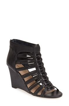 Sole Society 'Kimber' Wedge Sandal (Women) available at #Nordstrom