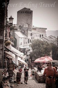 Mostar, Federation of Bosnia and Herzegovina  photo made by Jan Romer