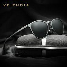 f28b509f25e 2016 New Arrival VEITHDIA Vintage Retro Brand Designer Sunglasses Men Women  Male Sun Glasses gafas