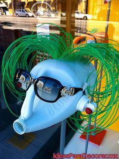Como exhibir Gafas o Lentes | IdeasParaDecorar.mx