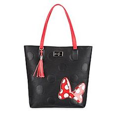 Minnie Mouse ''Minnie Mania'' Tote - Disney Boutique | Disney Store The embossed…
