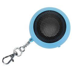 Лучшие акции Круглые Мини Портативные Колонки Динамик Звуковые Колонки USB MP3 MP4 BLEU