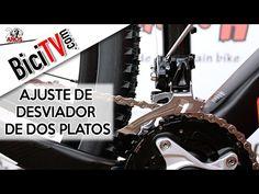 En este vídeo os explicaremos cómo montar y ajustar un desviador delantero de dos platos de una bicicleta. Además, os mostraremos como podéis aprovechar vuestra maneta de cambio de tres platos si queréis usarla para montar un doble plato.