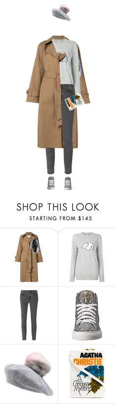 """""""The view from my window."""" by andrea-garzon ❤ liked on Polyvore featuring Maison Margiela, Loewe, Diesel Black Gold, Philipp Plein, Helene Berman and Olympia Le-Tan"""
