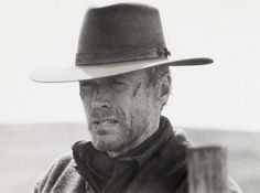 Clint Eastwood in Unforgiven directed by Clint Eastwood, 1992