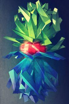 Surreal 3D iPhone Wallpaper HD