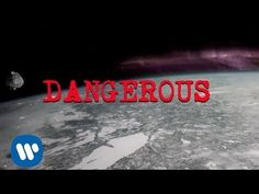 David Guetta - Dangerous (video con astronauti) - Guardalo