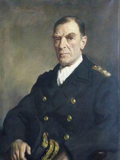 Sir Phillip Vian (1894–1968)
