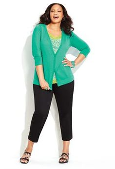 Perfectly Polished   Plus Size Outfits   Avenue