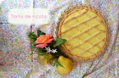 actitud y alegría ♥: Torta de ricota (la más rica!)
