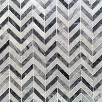 This is the tile you both liked, maybe for the shower walls...