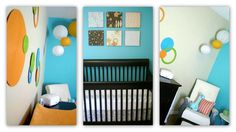 Lovely #DIY #Nursery! If you're looking for a break, here's a contest for £400 in #easyJet Vouchers VALID UNTIL MAY 7  http://womenfreebies.co.uk/competitions/offer-x-easyjet-vouchers/