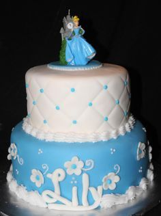 cinderella first birthday cakes - Google Search