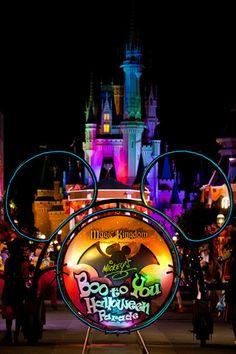 Disney Boo to you