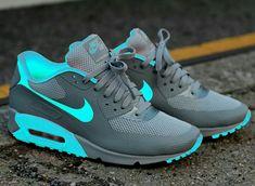Nike Id, Fresh Shoes, Hot Shoes, Air Max 90, Cute Sneakers, Shoes Sneakers, Sneakers Design, Sneakers Style, Sneakers Fashion