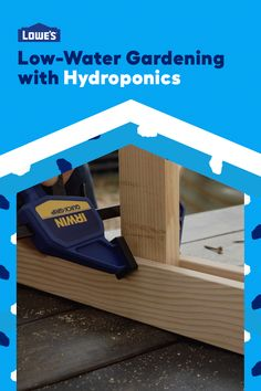 Grow your garden ideas by learning how to build a DIY hydroponic system. This edible garden gives you delicious food no matter where you live — even in areas without a lot of rainfall.