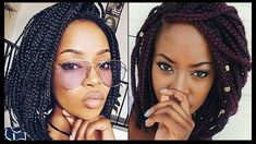 Hairstyles : Short Box Braids Hairstyles For Black Women Hair little girl braid styles with natural hair - Hair Style Girl Individual Braids Hairstyles, Box Braids Hairstyles For Black Women, Cool Braid Hairstyles, Girl Hairstyles, Hairstyle Short, Popular Hairstyles, Hairstyles 2018, Blonde Haircuts, Black Braid Styles